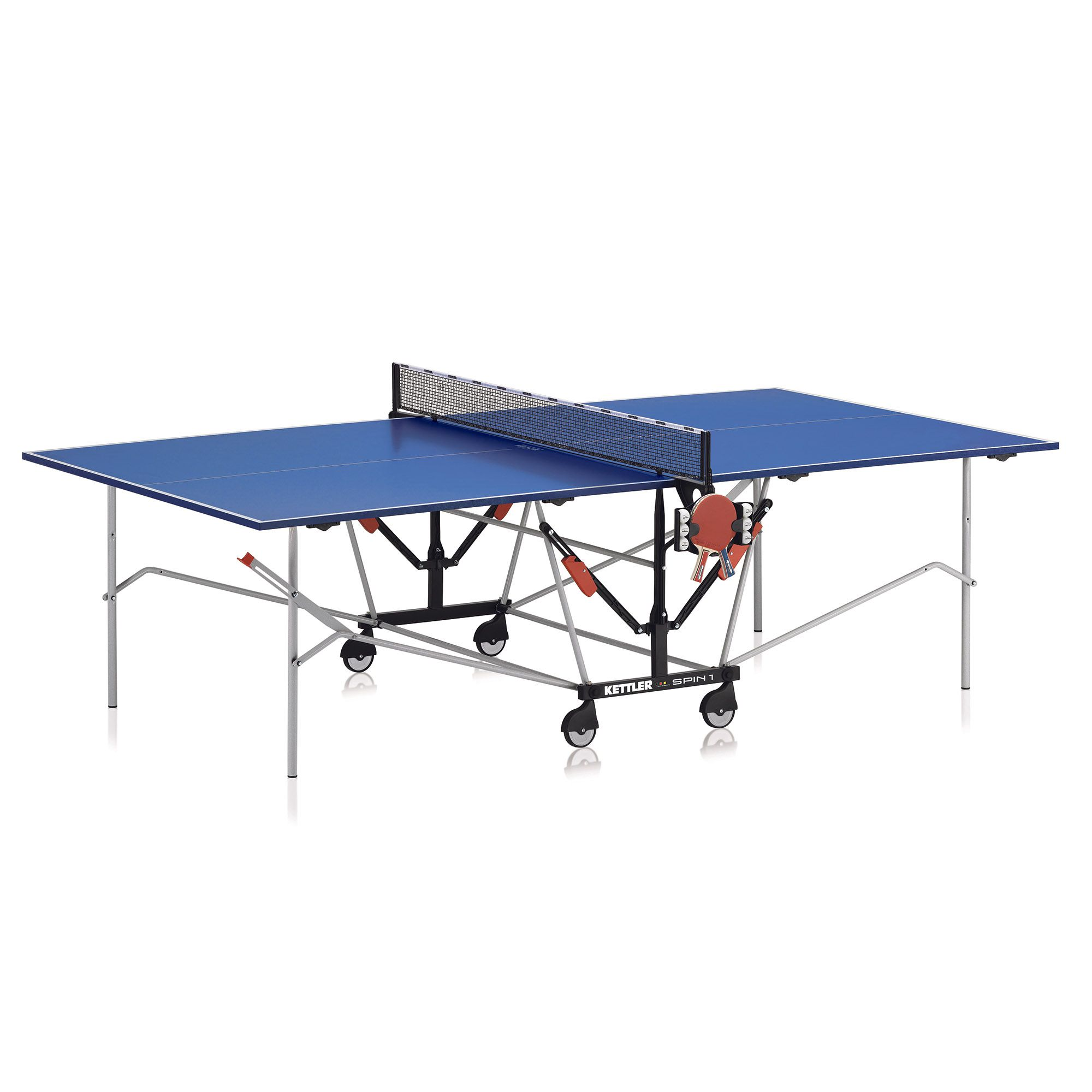 kettler spin 1 0 indoor table tennis table. Black Bedroom Furniture Sets. Home Design Ideas