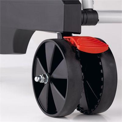 Kettler Spin 3.0 Indoor Table Tennis Table - wheel
