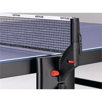Kettler Spin 5.0 Indoor Table Tennis Table - net