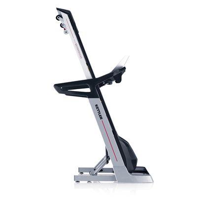 Kettler Track Experience Treadmill Folded