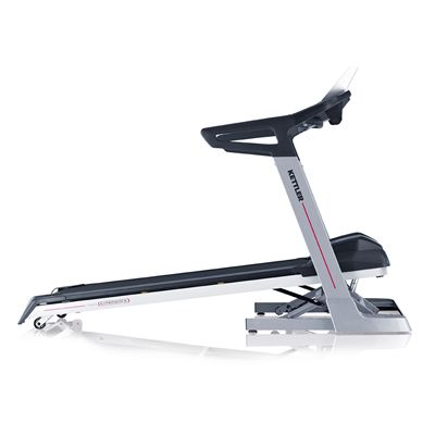 Kettler Track Experience Treadmill Inclined