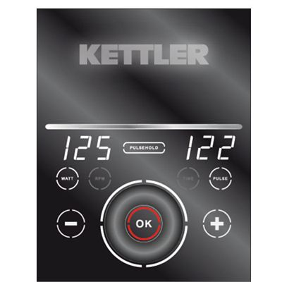Kettler Skylon S Folding Elliptical Cross Trainer Console Image