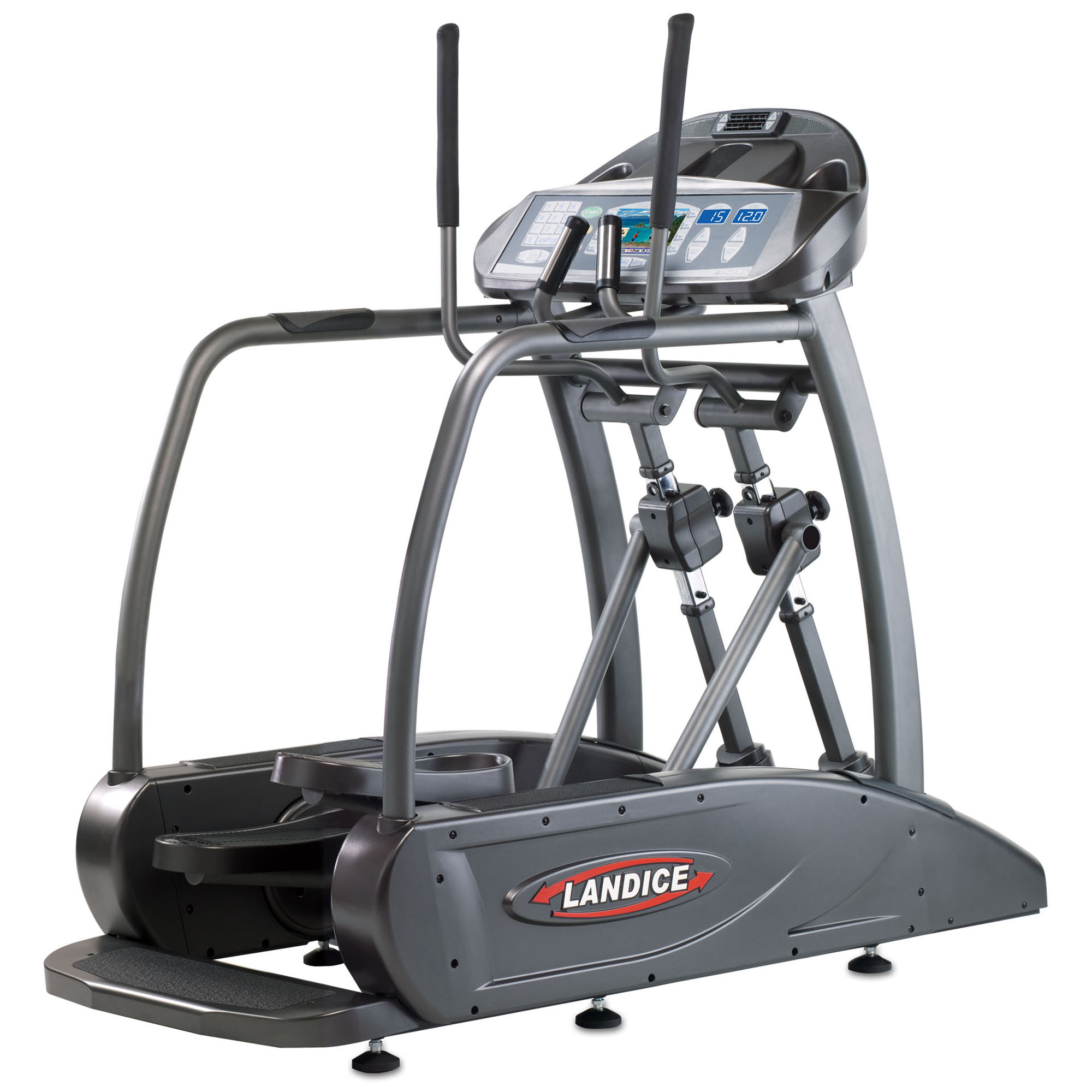 Landice E9 Elliptical Cross Trainer  Executive
