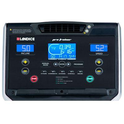 Landice L7 Club Treadmill - Pro Trainer