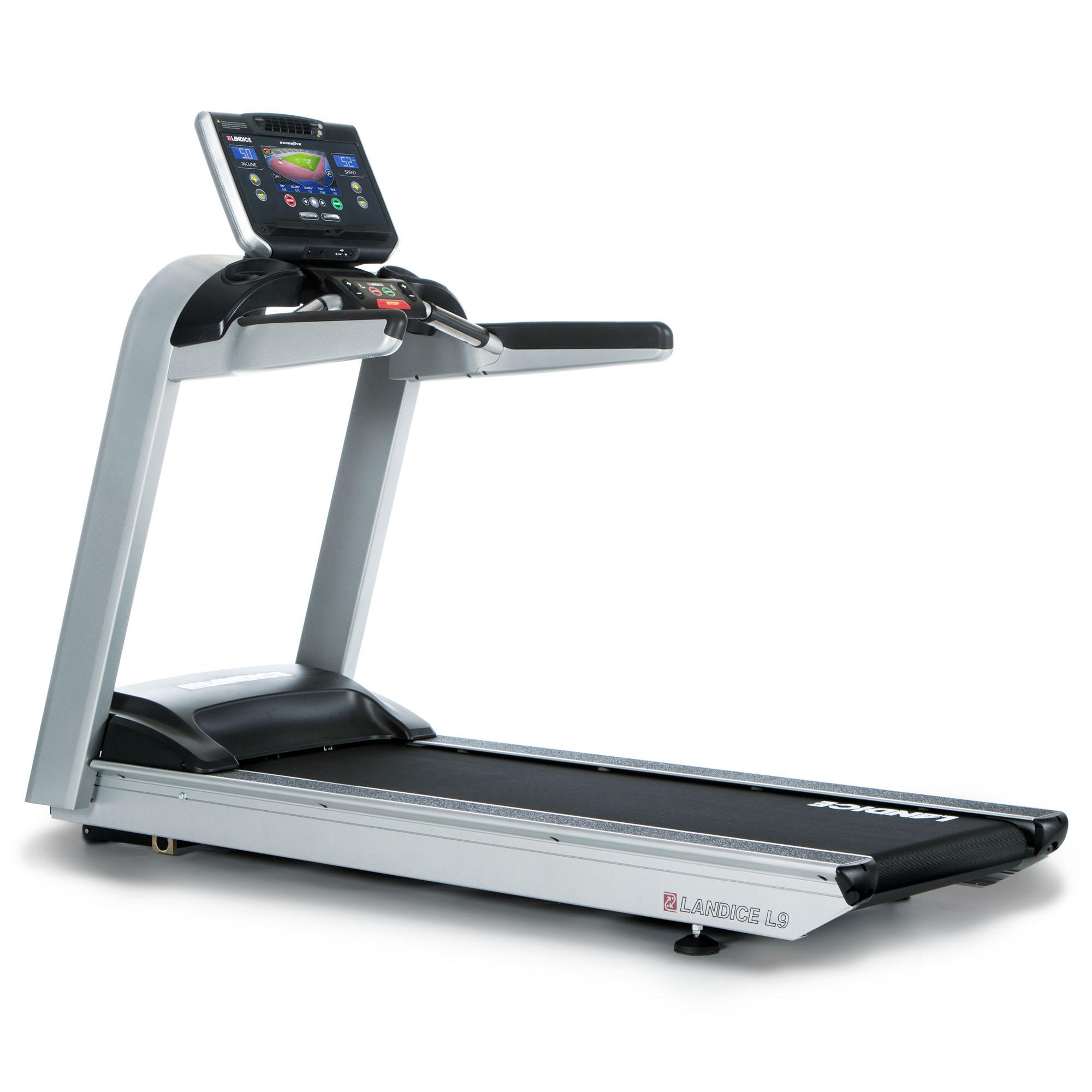 Landice L9 Club Treadmill – Pro Trainer