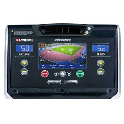 Landice L9 Club Treadmill - Executive