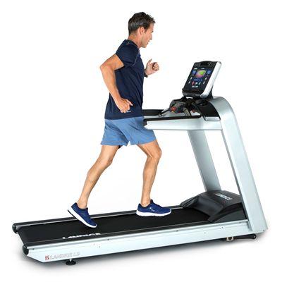 Landice L9 Club Treadmill - lifestyle