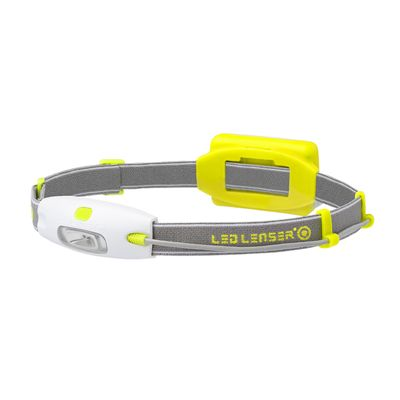 LED Lenser NEO Head Torch-Yellow