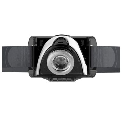 LED Lenser SEO5 Headlamp-Black-Front View