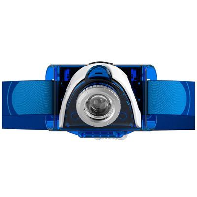 LED Lenser SEO7 Rechargeable Headlamp-Front View
