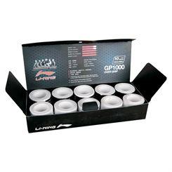 Li-Ning GP1000 Badminton Overgrip - Box of 10