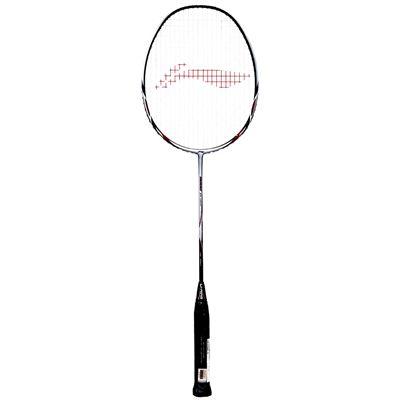 Li-Ning Ultra Carbon 9000 Badminton Racket - silver