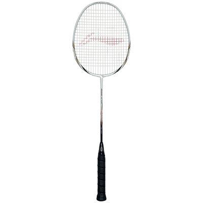 Li-Ning Ultra Carbon 9000 Badminton Racket - white
