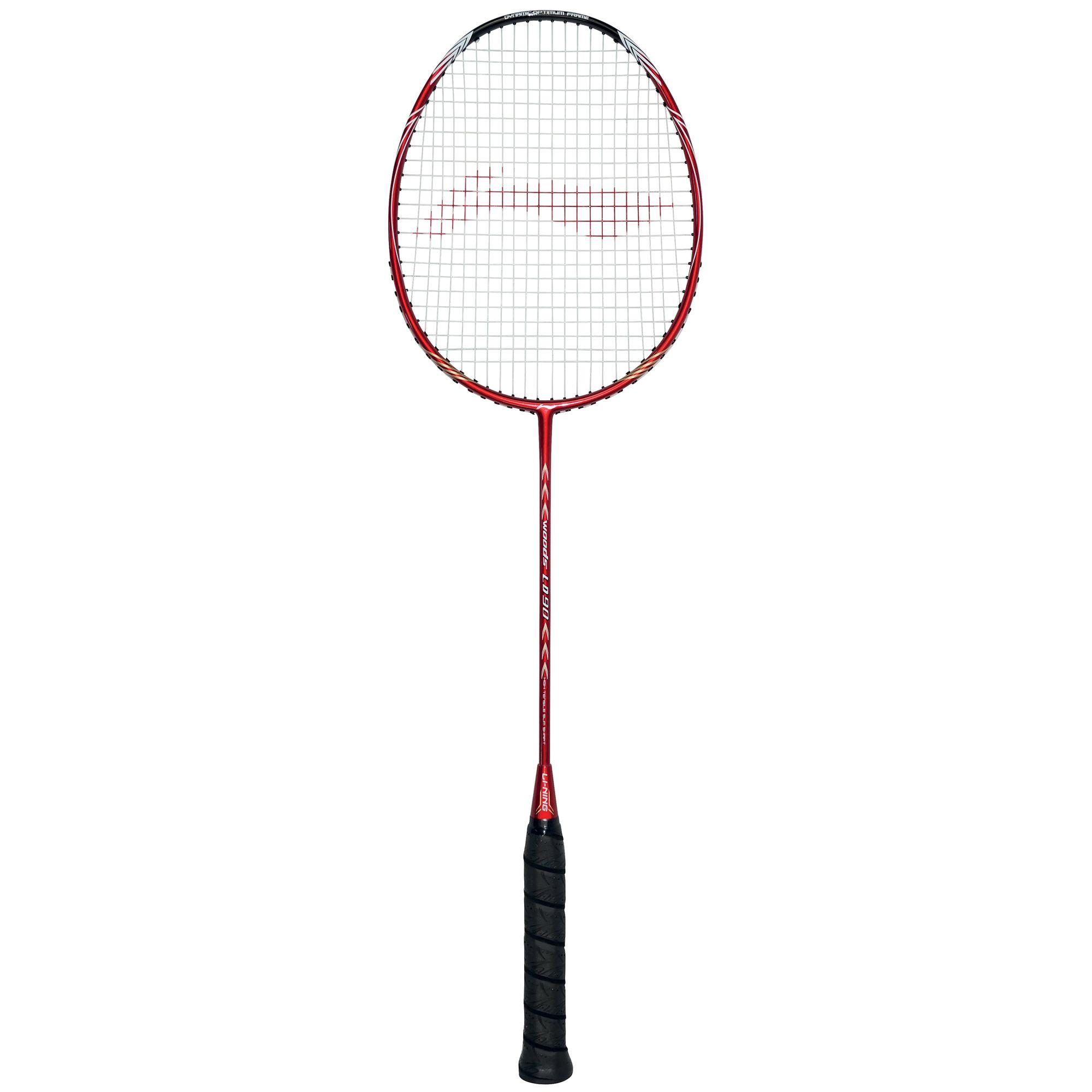 Li-Ning Woods LD 90 Badminton Racket - Sweatband.com