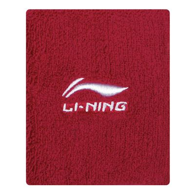 Li-Ning Wristband Red