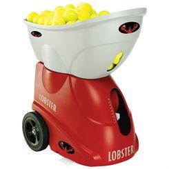 Lobster Elite 2 Tennis Ball Machine - Remote Control
