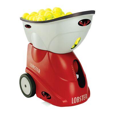 Lobster Elite Grand Slam 4 Tennis Ball Machine with Remote control