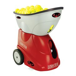 Lobster Elite Grand Slam 5 Ball Machine with Remote Control