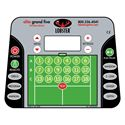 Lobster Elite Grand Slam 5 Limited Edition Ball Machine - Control Panel