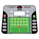 Lobster Elite Grand Slam 5 Limited Edition Ball Machine - Control Panel