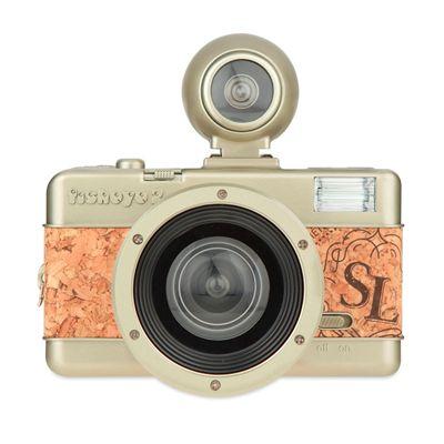 Lomography Fisheye 2 Brut Camera
