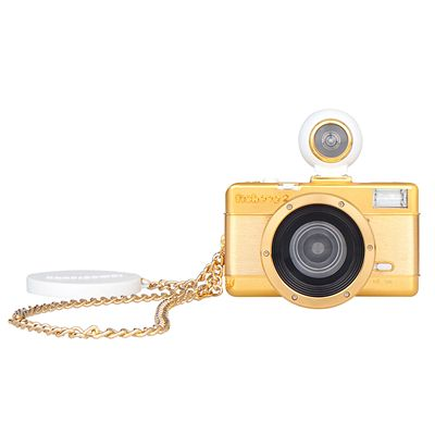 Lomography Fisheye 2 Gold Camera