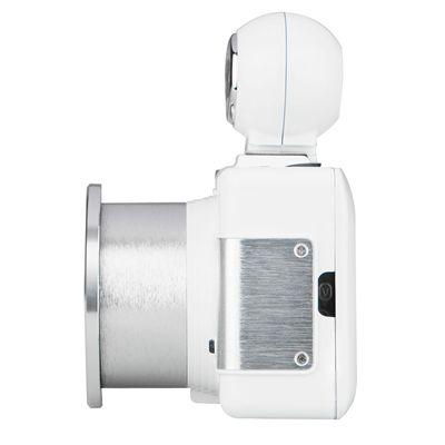 Lomography Fisheye 2 White Knight Camera - side