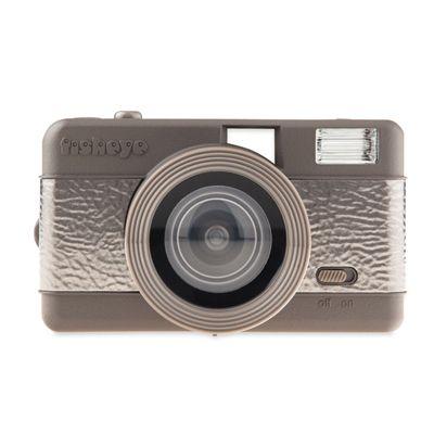 Lomography Fisheye One Camera - Grey - Front View