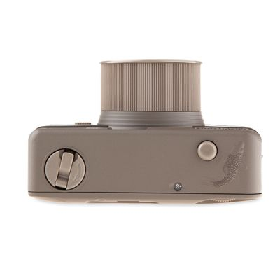 Lomography Fisheye One Camera - Grey - View From Above