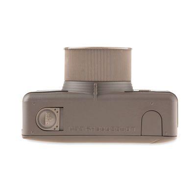 Lomography Fisheye One Camera - Grey - Bottom View