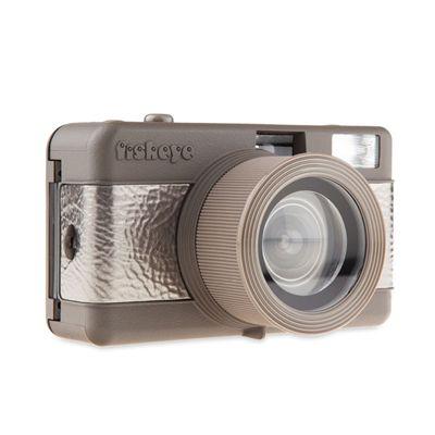 Lomography Fisheye One Camera - Grey - Side View