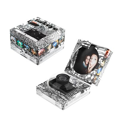 Lomography Fisheye One Camera - Package