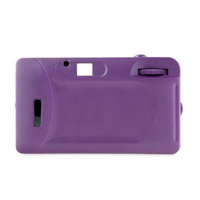 Lomography Fisheye One Camera - Purple - Back View
