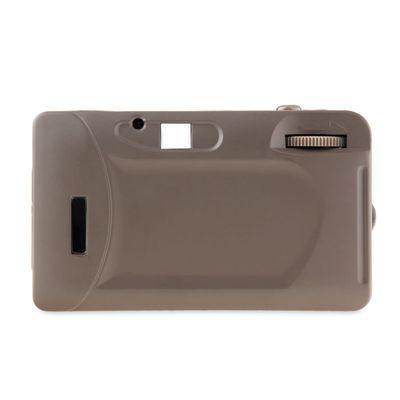 Lomography Fisheye One Camera - Grey - Back View