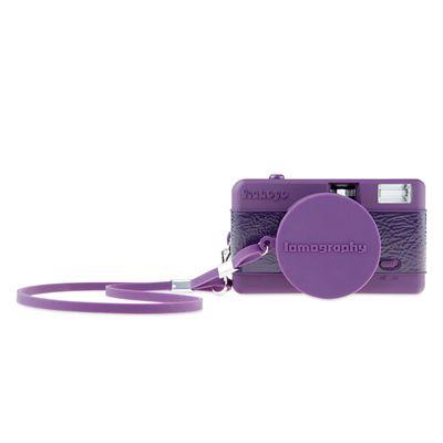 Lomography Fisheye One Camera - Purple