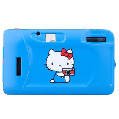 Lomography Fisheye One Hello Kitty Camera Back View