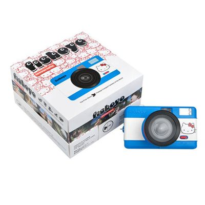Lomography Fisheye One Hello Kitty Camera Box View