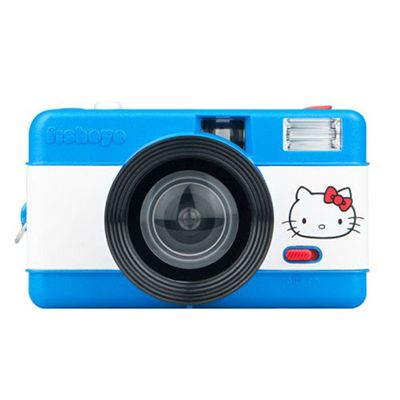 Lomography Fisheye One Hello Kitty Camera Main Image
