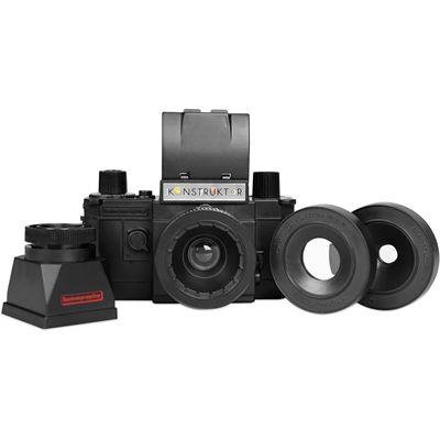 Lomography Konstruktor DIY Super Kit Camera