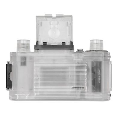 Lomography Konstruktor Transparent Collectors Edition Camera - Back View