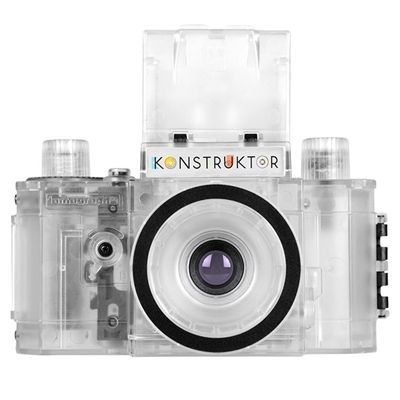 Lomography Konstruktor Transparent Collectors Edition Camera - Main Image