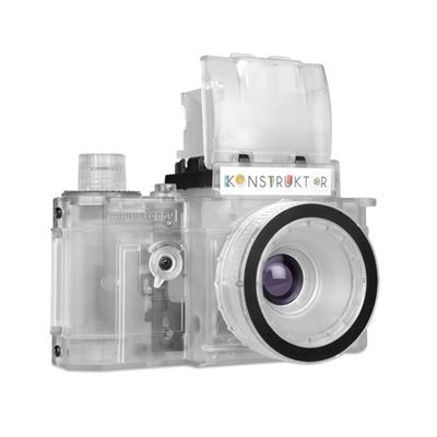 Lomography Konstruktor Transparent Collectors Edition Camera - Right Side View