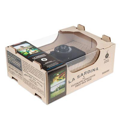 Lomography La Sardina 8-Ball Camera - box