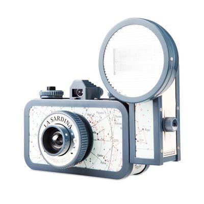 Lomography La Sardina and Flash Copernicus Camera