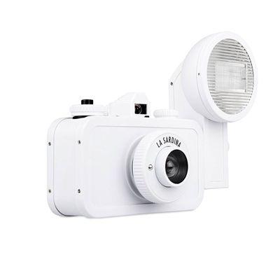 Lomography La Sardina DIY Camera with Flash
