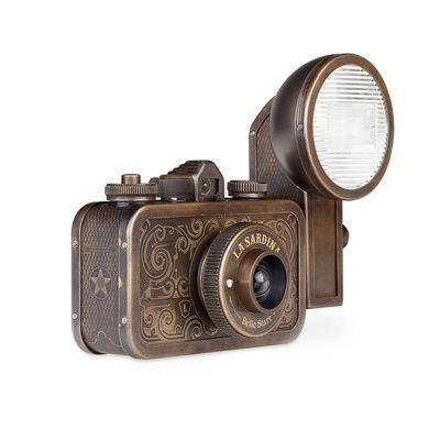 Lomography La Sardina Metal Edition Belle Star Camera 1
