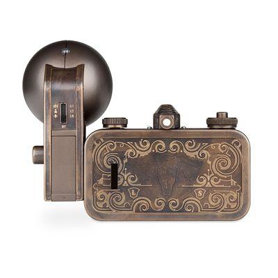 Lomography La Sardina Metal Edition Belle Star Camera 2
