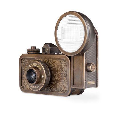 Lomography La Sardina Metal Edition Belle Star Camera 3
