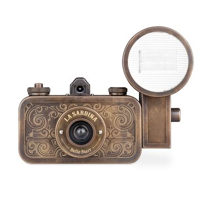Lomography La Sardina Metal Edition Belle Star Camera