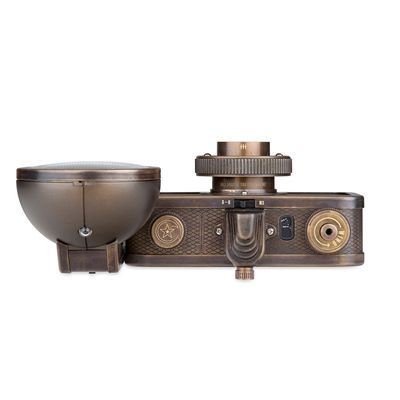 Lomography La Sardina Metal Edition Belle Star Camera 4